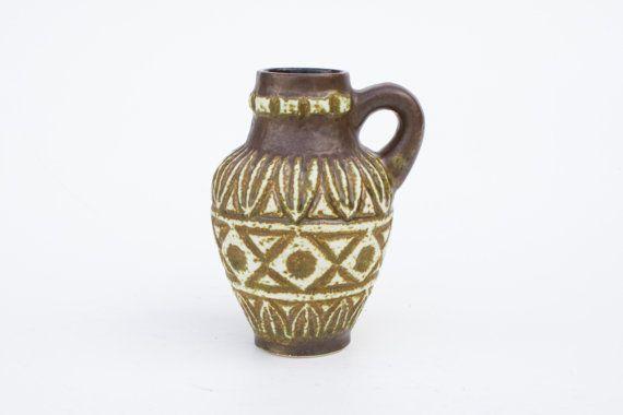 Westdeutschland Green Bay Vase 93 17