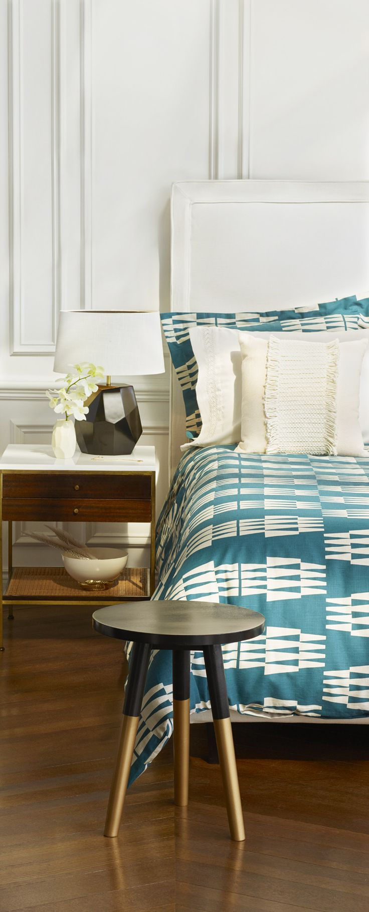 Cool, calm, and collected. Inspiration for a well-edited home from Nate Berkus, exclusively at Target.