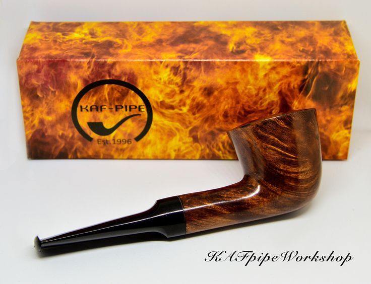 BRIAR Pipe Dublin/Brier wooden pipe/Handcrafted Tobacco Smoking pipe/Handmade wooden pipe/Dublin pipe/Italy Brier/Only 1 available pipe by KAFpipeWorkshop on Etsy