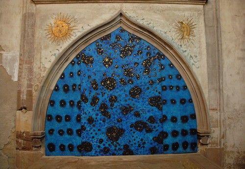 """""""A ciel ouvert"""", 4 installations de Sylvie Lander pour l'église St-Pierre-le-Jeune, Strasbourg (été 2010) - 4 juin - 31 octobre 2010 dans l'église luthérienne St-Pierre-le-Jeune à Strasbourg - Protestantisme et images"""