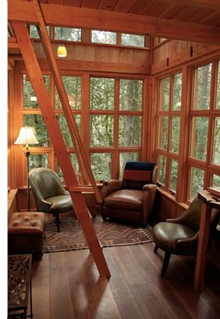 The cool treehouse hotel that's only 30 minutes from Seattle