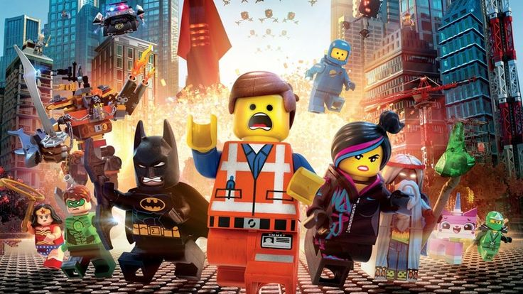 Watch The LEGO Movie (2014) Full Movie for Free
