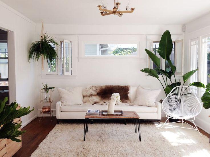 Sjekk ut dette utrolige stedet på Airbnb: Modern Venice Craftsman Home Oasis - Bungalower til leie i Venice