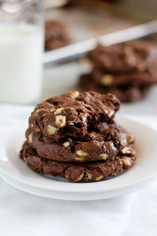 Cookie recipes from chocolate cake mix