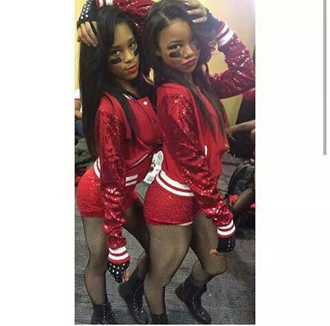 Daija And Faith Dancing Dolls And Friends Frinemies