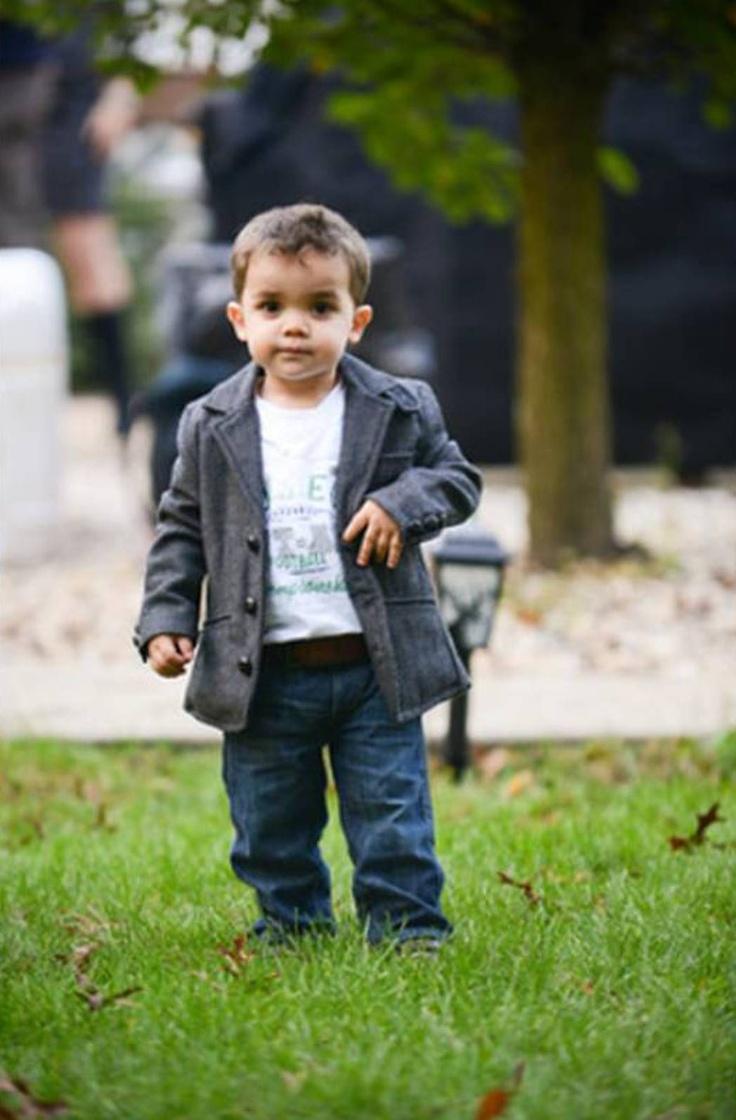 So cool! #Cute #Baby #Fashion #Boy #BabyBoy