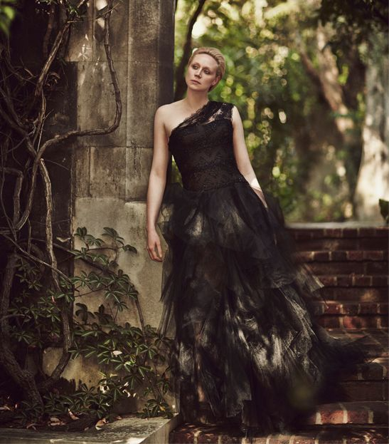 Gwendoline Christie talks Brienne of Tarth with Net-A-Porter.