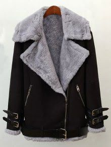 Trench Collection by Sonia Verardo: Trendy & warm suede jackets for the fall/ winter s...