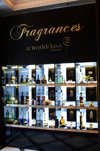 World's first perfume-inspired cocktail bar