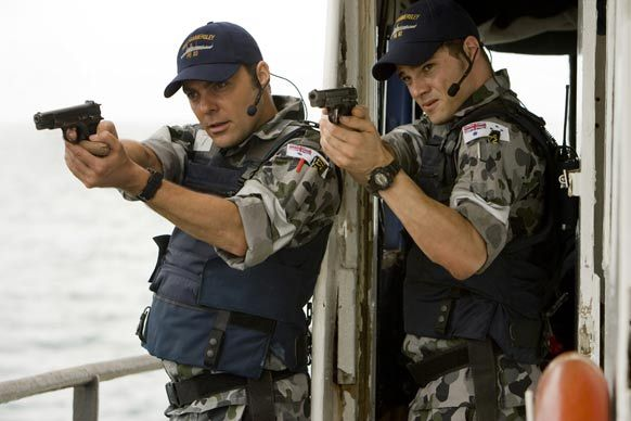 """Sea Patrol: Series 3, Episode 1 - """"Catch and Release"""" Swain and Spider"""
