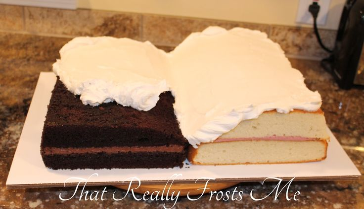 That Really Frosts Me: Sunday School Bible Cake