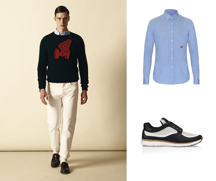 A Refined Style For Refined Men Hogan Casual Luxury