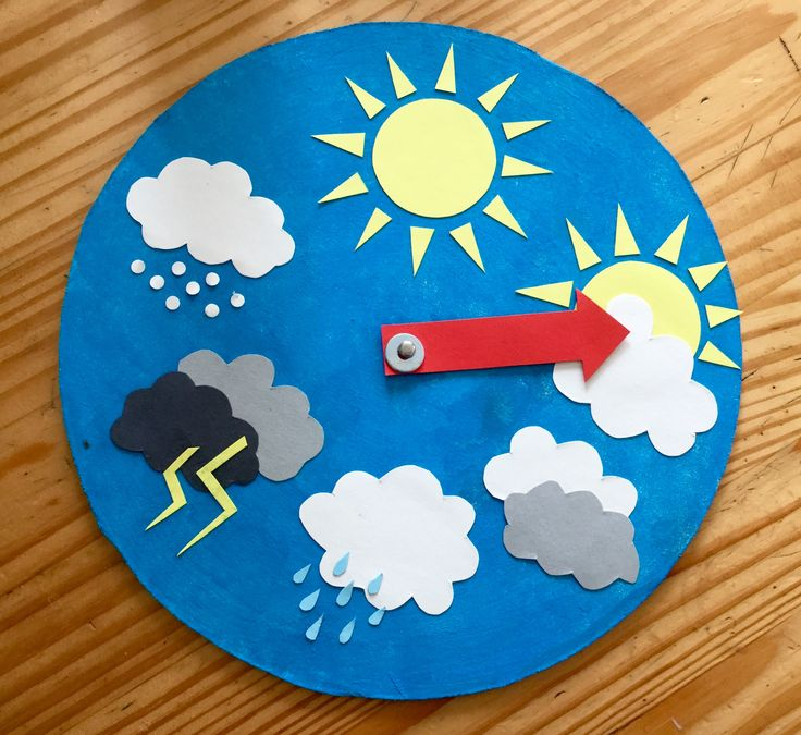 Wetterstation für Kinder