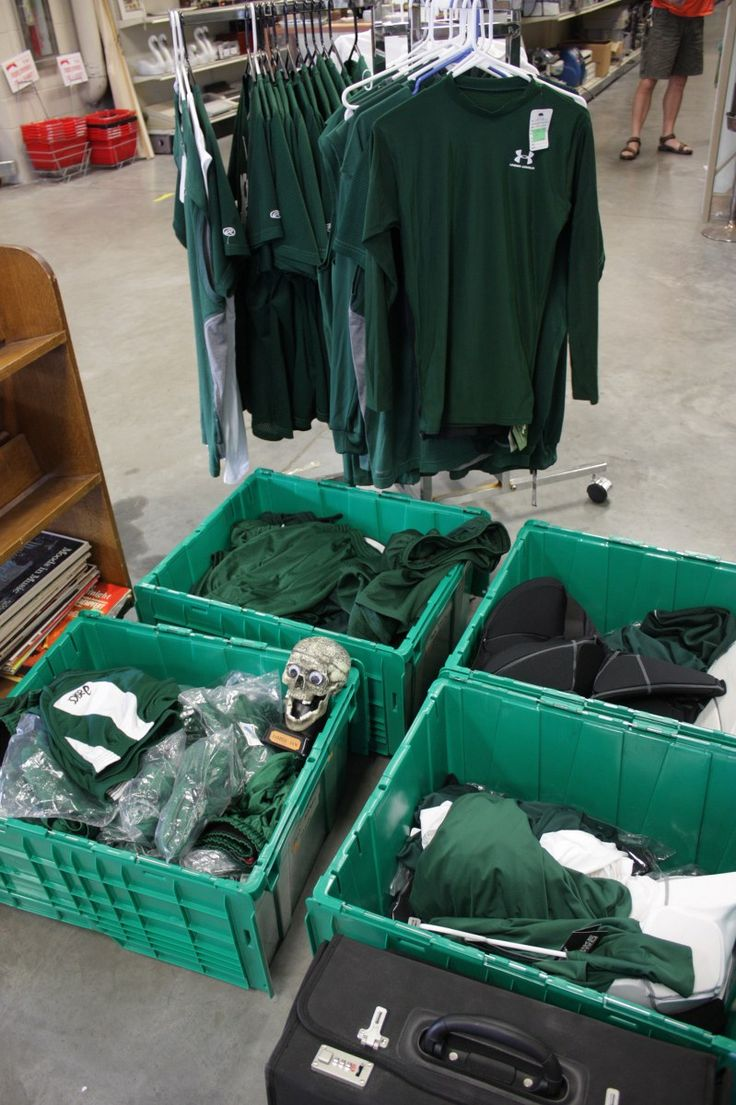 We still have a bunch of #MSU apparel left. Only 36 days until @Michigan State Spartans Football kicks off!