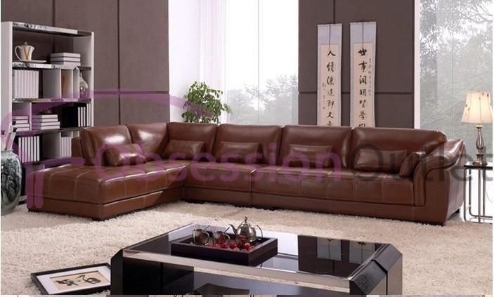Leather Corner Sofa, L Shape Sofas Leather