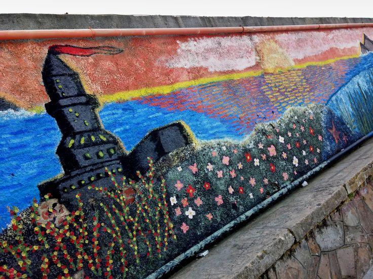 Murales a Livorno
