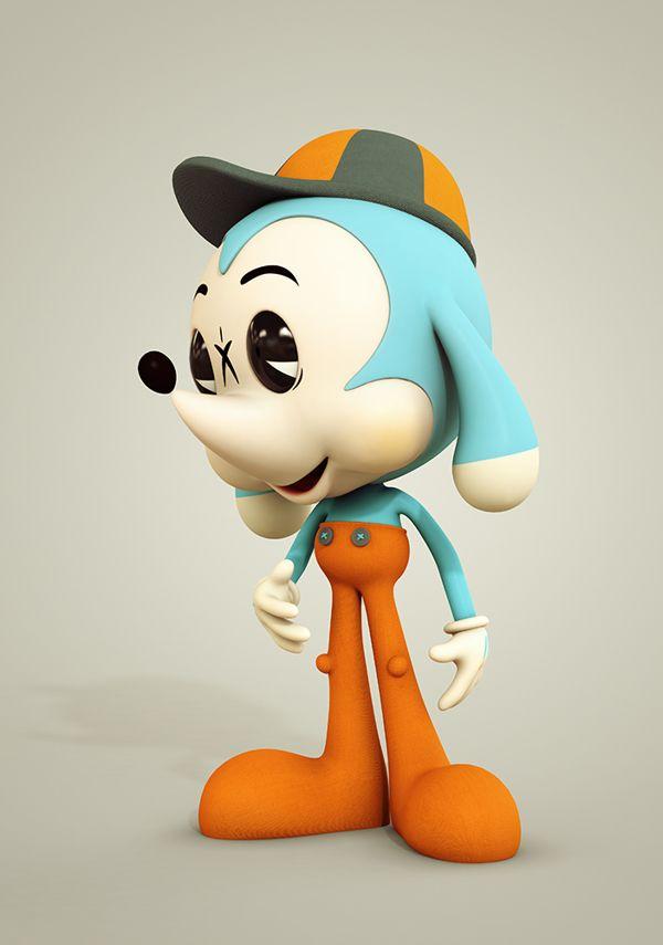 Pop Artoons | Designer: Teodoru Badiu #characterdesign