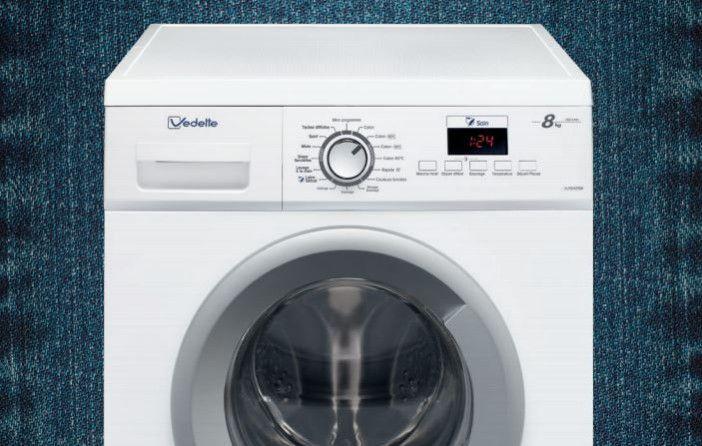 Que vaut la marque de lave-linge VEDETTE ?