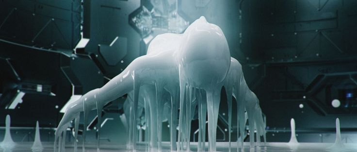 "Amazing Artistic interpretation of the ""Ghost In The Shell #titlesequence "" by @Ash Huang Thorp and 20 others artists #anime"