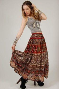 24 Best Boho Maxi Skirt Images On Pinterest Long Skirts