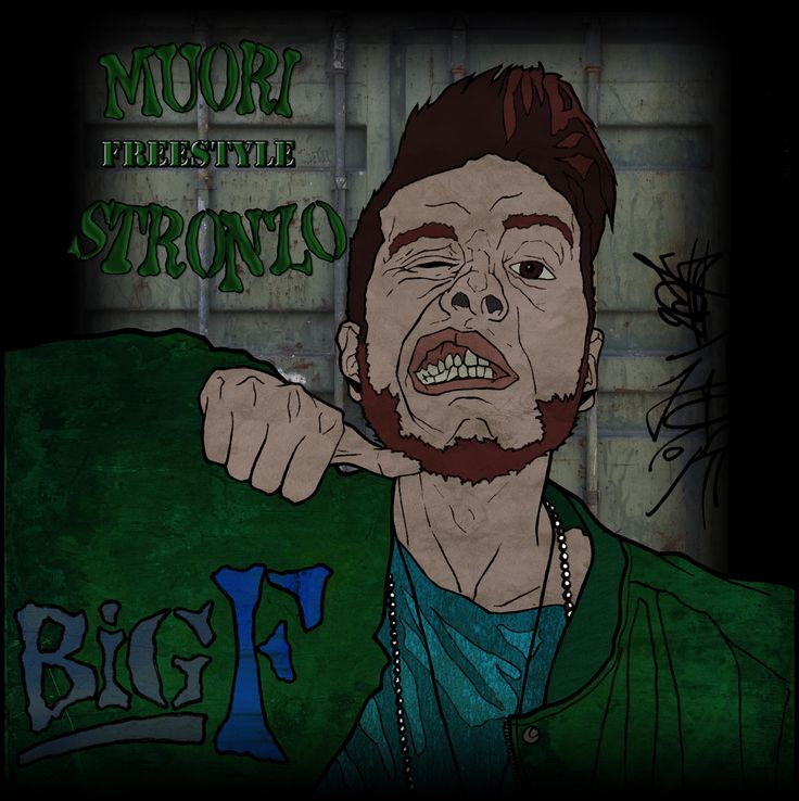 BiG F - Muori Stronzo Freestyle
