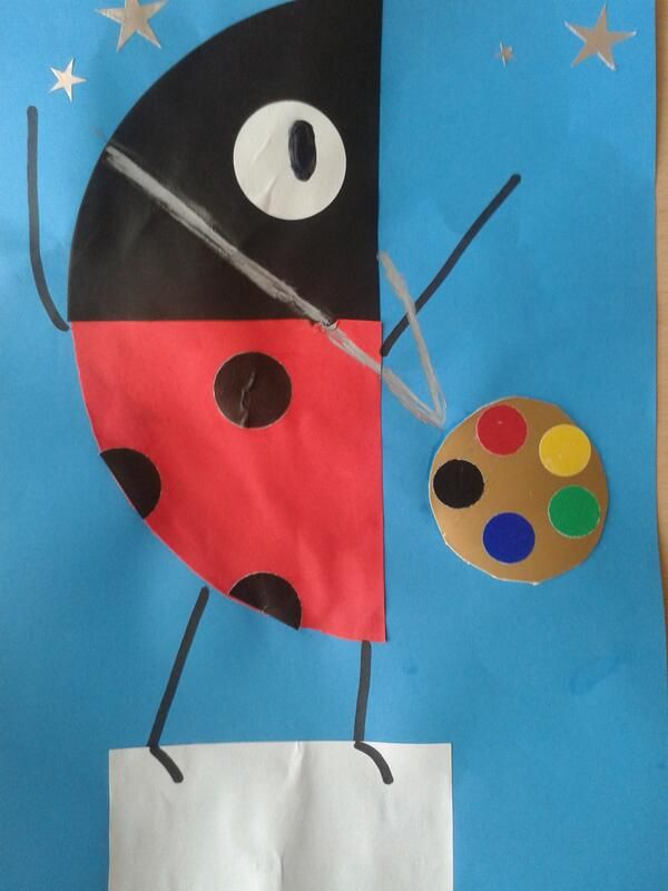 Stippelkampioen - creatieve opdracht bij kinderboek Igor Stippelkampioen