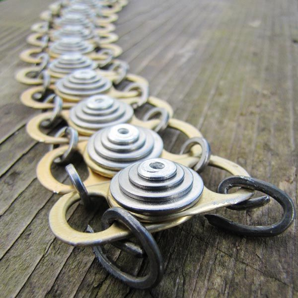 Soda Can Ring Pull Canvas