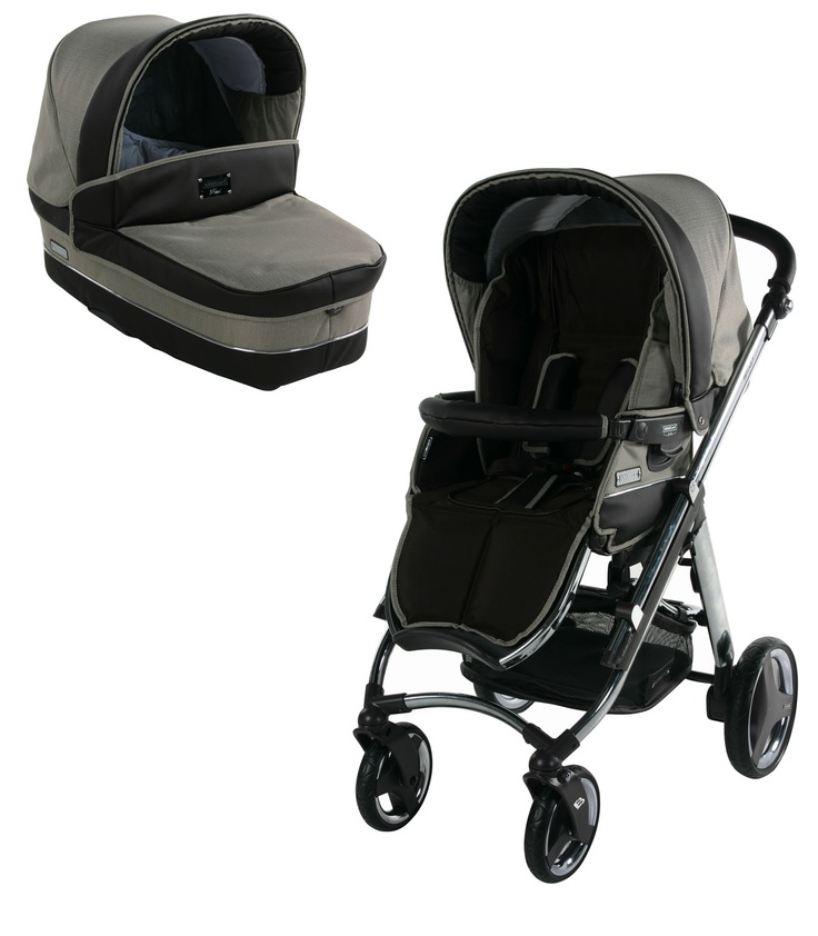 Buy your Bebecar Ip-Op Evolution 3-in-1 - Groundnut 171 from Kiddicare Baby Prams| Online baby shop | Nursery Equipment