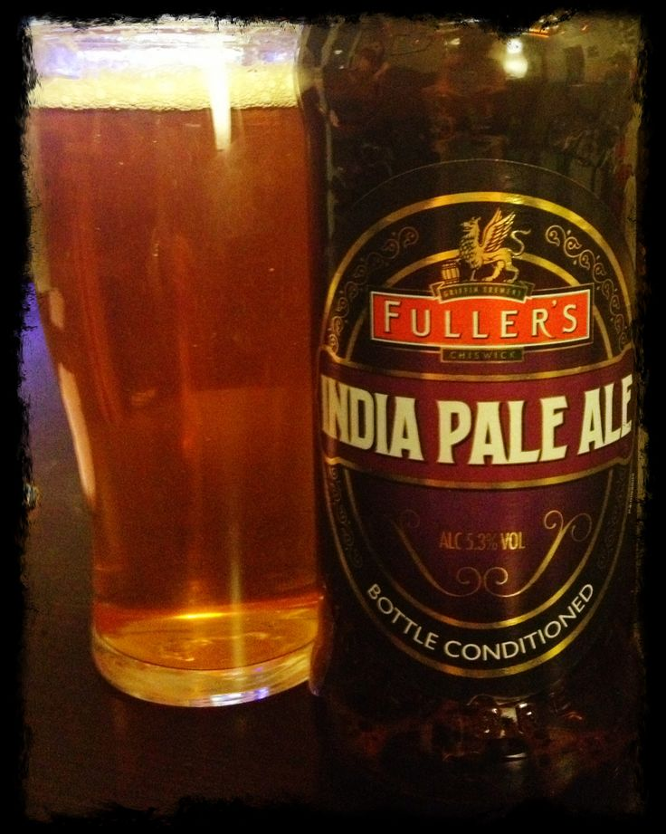 Great IPA from Fullers