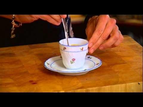 Бананово-кофейный десерт - YouTube