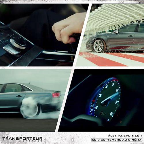 Indispensable n°1 du Transporteur : une voiture survitaminée. Actuellement au cinéma ! #LeTransporteur #EdSkrein #Film #Action
