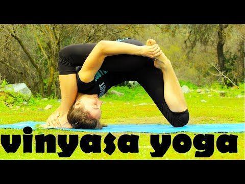 Yoga Intermedio/Avanzado clase completa en español - YouTube