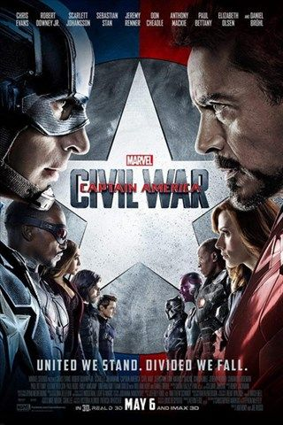 Capitan America - Civil War [2016] [Tcscreener] Castellano - CineFire.Tk