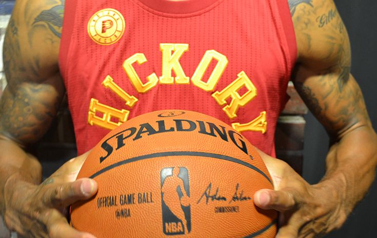 What They're Saying: Pacers Unveil Hickory Uniform ........... The Pacers had social media buzzing on Tuesday morning after announcing an innovative partnership with Metro-Goldwyn-Mayer. In conjunction with the 30th anniversary of the classic sports movie Hoosiers, the Pacers and MGM will introduce a special Hickory uniform to be worn in select regular season games as part of the NBA Pride Collection, beginning in the 2015-16 season.