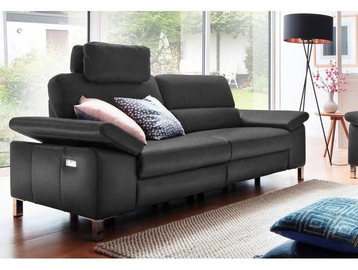 Delavita Zweiersofa Constanze Grau Stoff Sofa Furniture