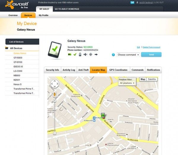 24 best Mobile Security images on Pinterest Mobile security - new world map software download for mobile
