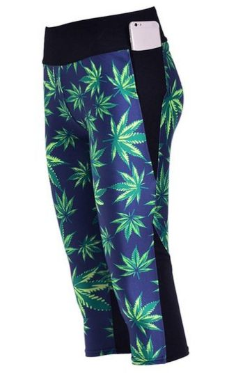 These sexy running pants.