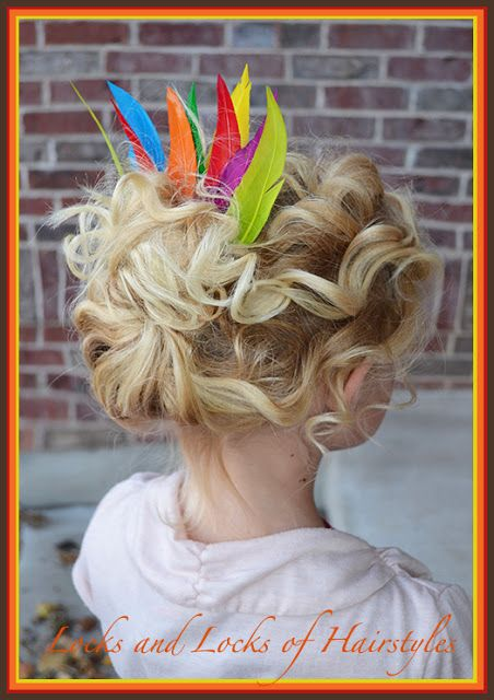 thanksgiving hairstyles
