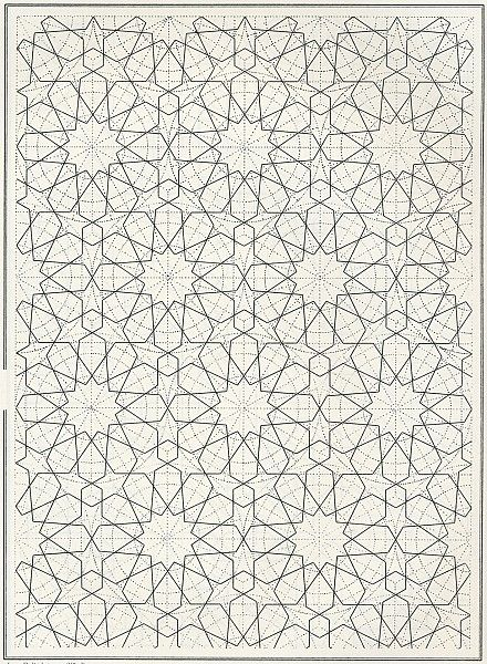 Pattern in Islamic Art - BOU 068