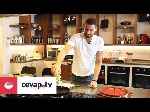 Dökme demir tavada bonfile nasıl pişirilir? - YouTube