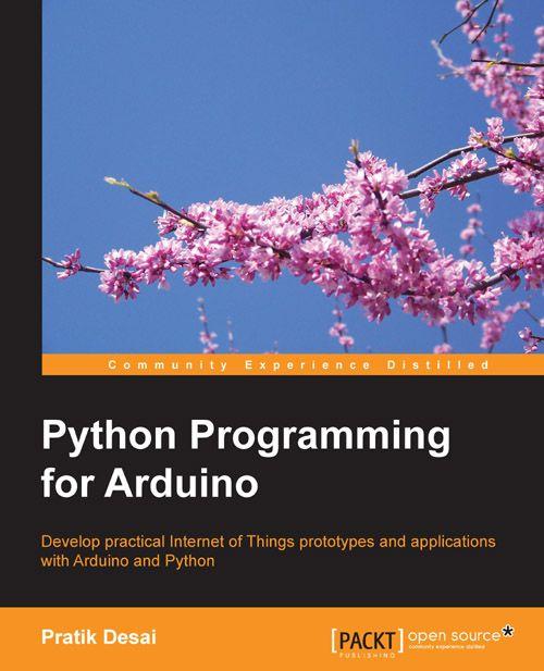 Python Programming for Arduino | PACKT Books
