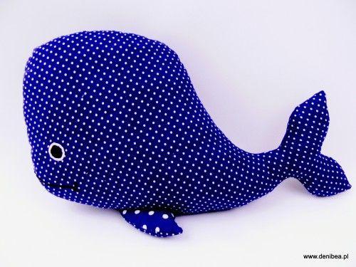 maskotka wieloryb