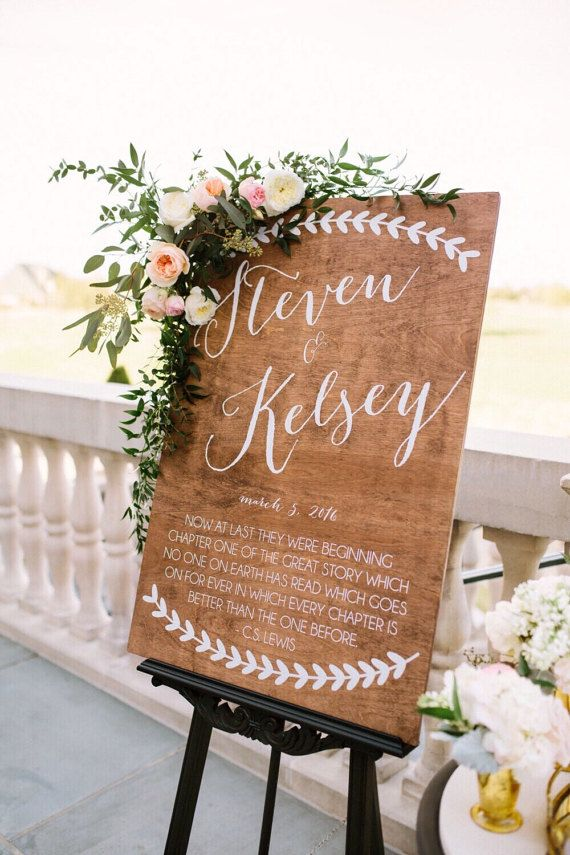 Pin By Divya Chauhan On Wedding In 2021 Wedding Welcome Signs Wood Wedding Signs Rustic Wooden Wedding Signs