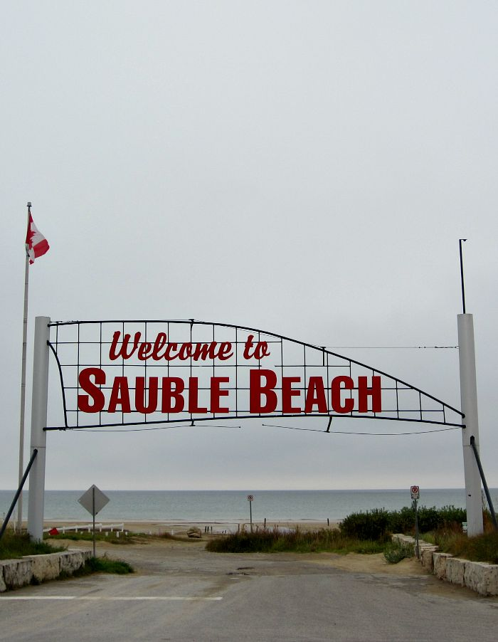 Bruce Peninsula - Sauble Beach #Canada #travel #beach