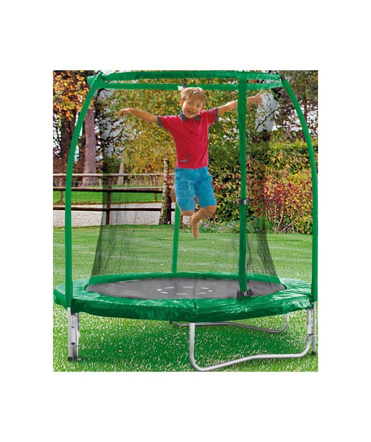 Buy Chad Valley 6ft Trampoline and Enclosure at Argos.co.uk - Your Online Shop for Trampolines and enclosures.