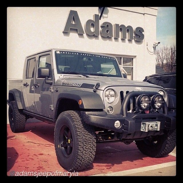 aev brute double cab for sale at adams jeep by adamsjeepofmaryland buyfromkeith. Black Bedroom Furniture Sets. Home Design Ideas