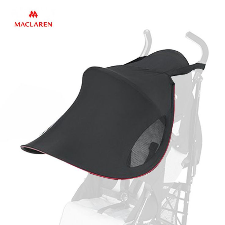 Maclaren Stroller Sunshield Anti-UV Sun-Shading Cover Pram Baby Strollers Sunshade Accessories Original For Quest, Triumph& Volo