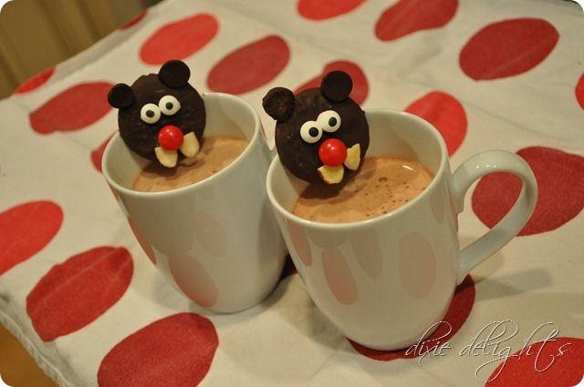 Groundhog Hot Chocolate
