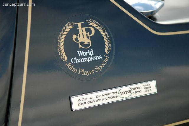FAB WHEELS DIGEST (F.W.D.): Lotus Europa John Player Special (1972-74)