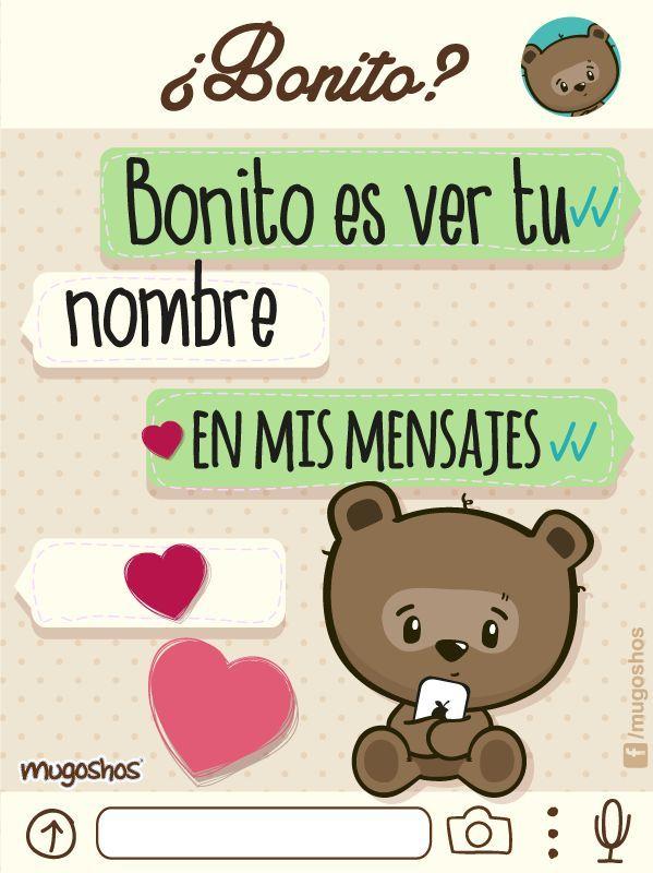 Pin De Silvana Gonzales En Spanish Memes Te Amo Mi Vida Frases Love Imagenes Bonitas De Amor
